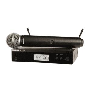 Professionele draadloze microfoon huren