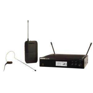 Draadloze headset microfoon huren