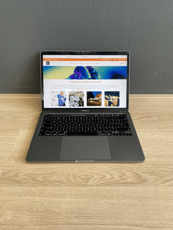 Presentatie laptop huren